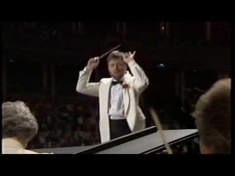 Grieg Piano Concerto - Percy Grainger piano roll; Andrew Davis conducts