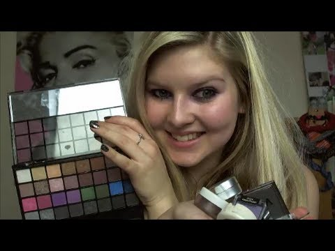 Eyeshadow Collection 2012 | PunkChyaz