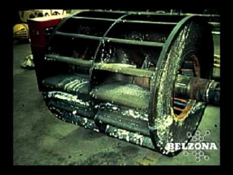 vacuum pump repair protection belzona cep youtube rh youtube com Vacuum Pump Exhaust Muffler nash vacuum pump service manual