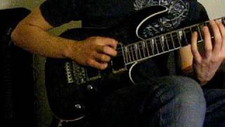 "All That Remains ""Two Weeks"" Guitar Cover W/tabs"