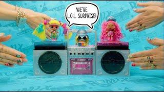 L.O.L. サプライズ! リミックス ヘアフリップ&ペット | HOW TO UNBOX Remix Hair Flips and Pets | 開封動画