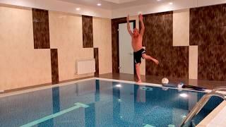 Плавание. Урок 10- й. Дельфин.