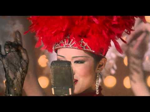 Gong Li singing The Pretender 〔 假正經 〕 in Shanghai Triad (1995)