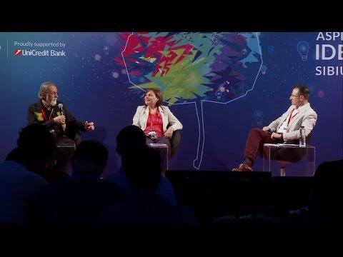 Cultural Patrimony as Development Asset at Aspen Ideas Sibiu 2016
