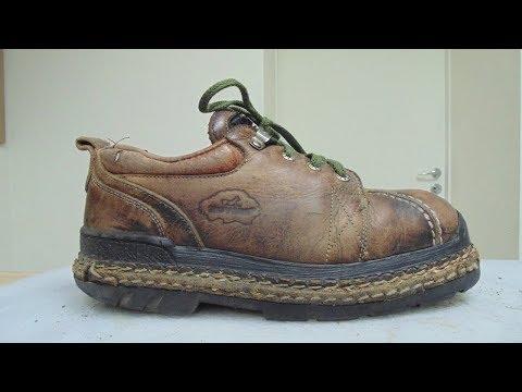 ROVERS - обувь, которая выдержала 20 лет носки.
