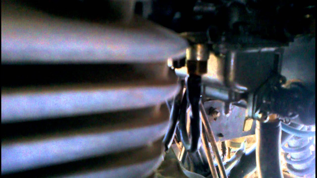 2003 Honda Foreman 450 Es Carb Leak Why
