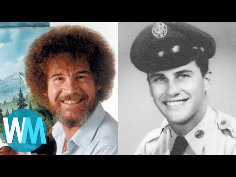 Top 10 Facts About Bob Ross