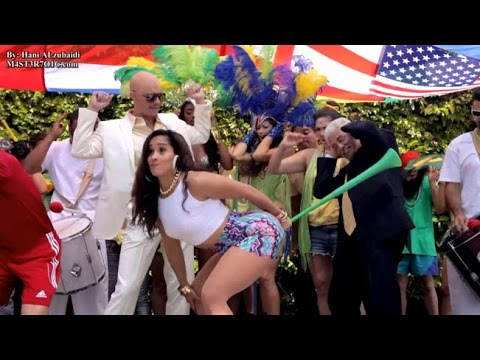 "Pitbull ft. Jennifer Lopez-""We Are One""(Ole Ola)[2014 World Cup Song] PARODY - مترجم للغة العربية"