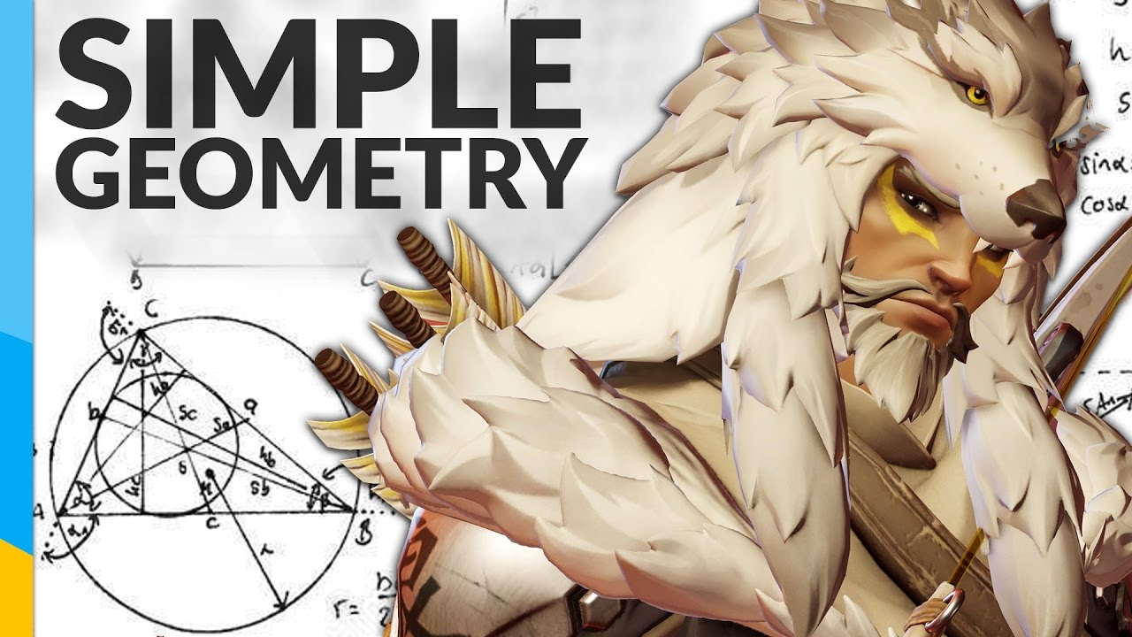 overwatch 1v1 simple geometry youtube
