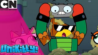 Unikitty! | Hawkodile The Bodyguard | Cartoon Network UK
