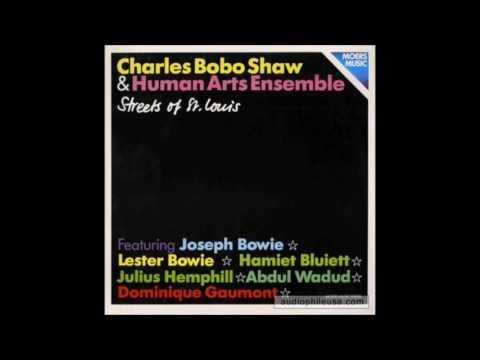 "Charles Bobo Shaw and Human Arts Ensemble ""Streets of St. Louis"" LP"