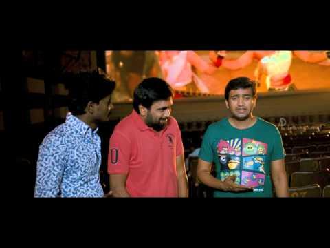 bramman-|-tamil-movie-|-scenes-|-clips-|-comedy-|-arjunan-and-malavika-menon-in-sasikumar's-theatre