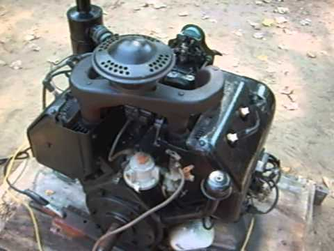 Wisconsin VH4D Gas Engine For Sale