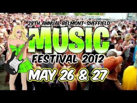 Belmont Sheffield Music Festival 2012 (Comcast Chicago Commercial)