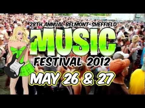 Belmont Sheffield Music Festival 2012 (Comcast Chicago Commercial)