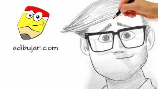 Bebe jefazo: Cómo dibujar a Ted. El papá de un jefe en pañales