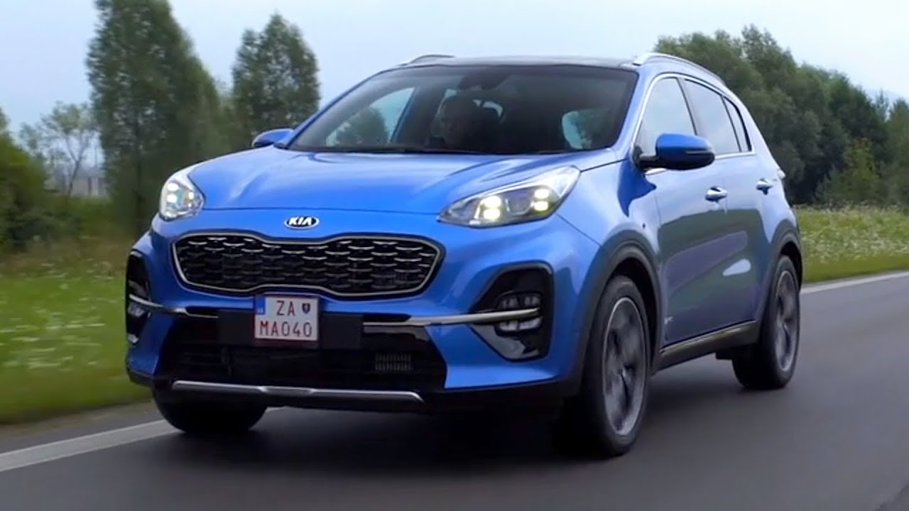 2019 kia sportage gt line s 2 0l 48v driving interior. Black Bedroom Furniture Sets. Home Design Ideas