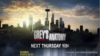 Grey's Anatomy 9x04 - PROMO - I Saw Her Standing There