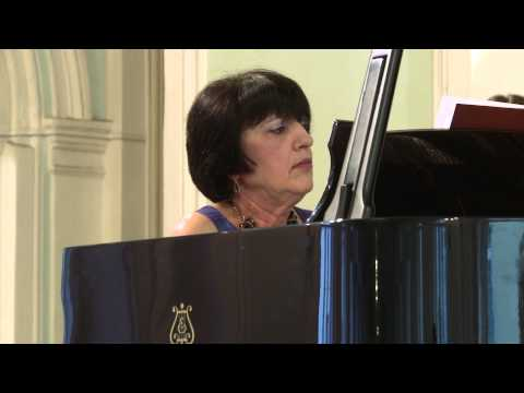 """Willy WEINER: """"Ami"""" (My People) performed by Anahit Nersesyan, Moscow 2012"""