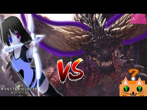 "Kjarr Bow ""Spark"" vs Tempered Nergigante