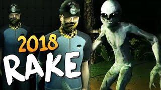 ОХОТА НА РЕЙКА В 2018! УБИЛИ ТВАРЬ! - RAKE