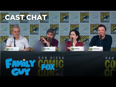 FAMILY GUY Panel At Comic-Con 2017 | Season 15 | FAMILY GUY