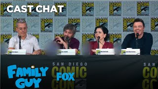 FAMILY GUY Panel At Comic-Con 2017 | Season 15 | FAMILY GUY