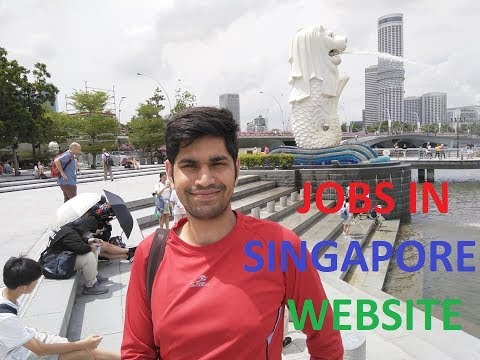 Jobs in Singapore No.1 Website