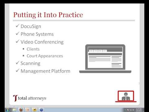 Power Chat - Beyond Virtual Using Technology to Revolutionize Your Law Practice