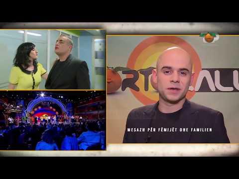 Portokalli, 20 Maj 2018 - Himni dhe Aforizmat (Portokallia per femijet dhe familjen)
