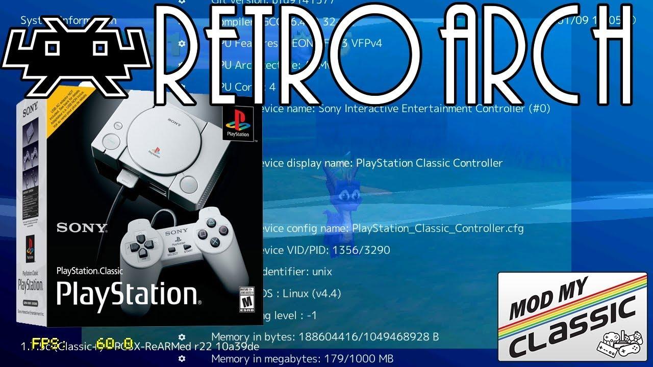 RetroArch – Libretro
