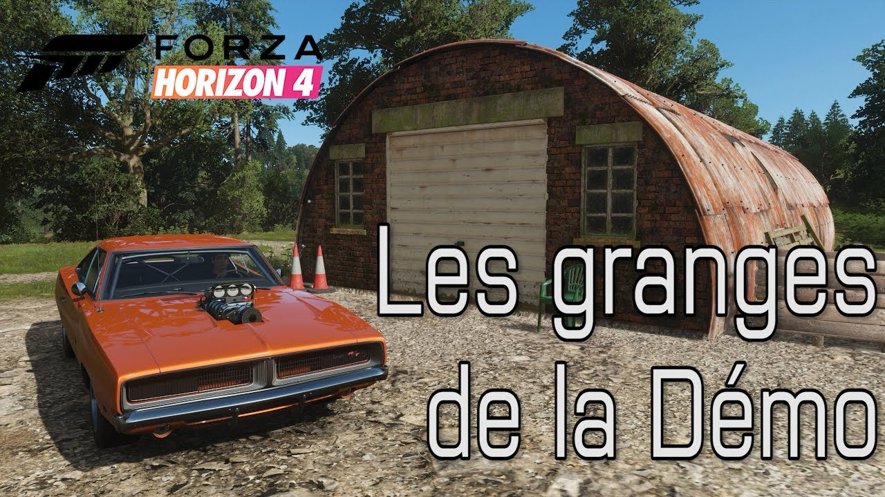 forza horizon 4 fr demo les granges youtube. Black Bedroom Furniture Sets. Home Design Ideas
