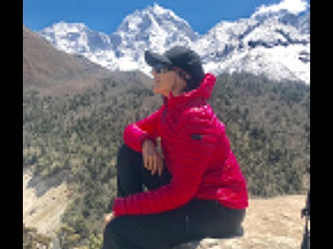 Manisha Koirala' s Everest Trek Experience Sharing