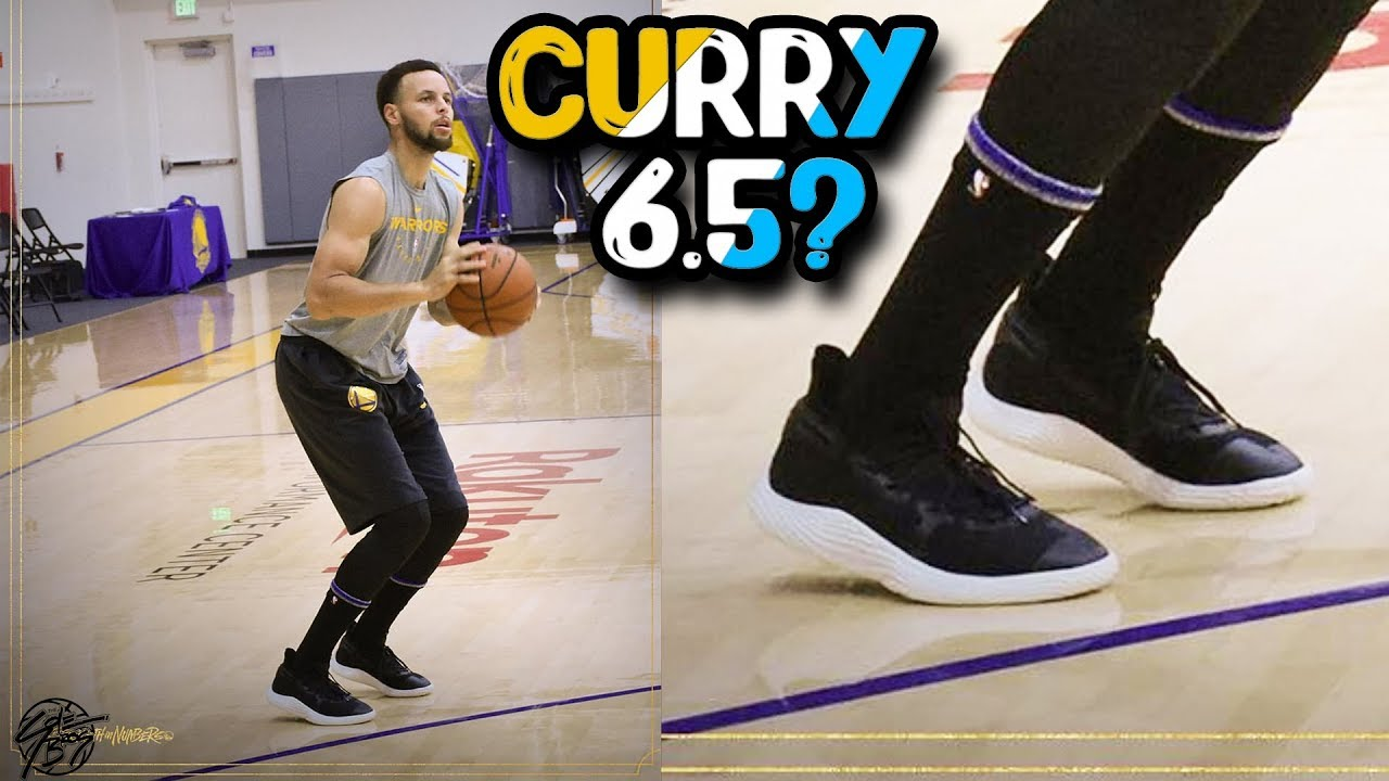 fd2af0d34fc8 Under Armour Curry 6.5 LEAK ! The Sole Brothers