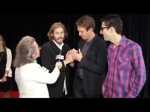 T.J. Miller Surprise- Jumps Into Interview With Pete Holmes