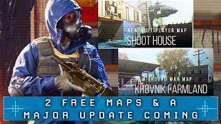 Modern Warfare: The FREE DLC SEASON Is Starting With 2 NEW MAPS