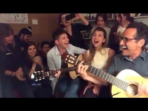 Jorge Drexler canta cover Fina Estampa de Chabuca Granda