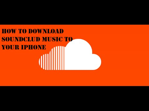 How to download SoundCloud/Youtube music to your iPhone, iPad, iPod