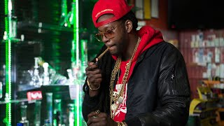 2 Chainz Smokes a Gold-Covered Joint | Most Expensivest Shit