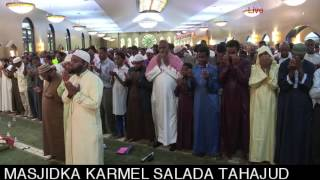 Ramadaan 27 night Masjid Karmel Sheikh Faysal Amiin