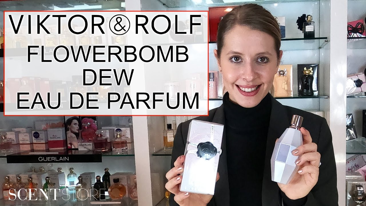 Viktor & Rolf Flowerbomb Dew Eau de Parfum Review