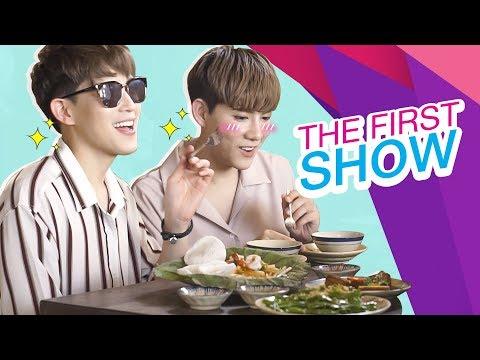 Both Và New Year Lần Đầu Ăn Mắm Tôm Ở Sài Gòn   The First Show