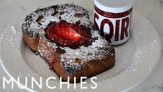 How to: Make Jam-Stuffed French Toast with Jessica Koslow of Squirl