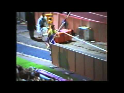 Scott Huffman 5.70  1993 IAAF Grand Prix Final, London
