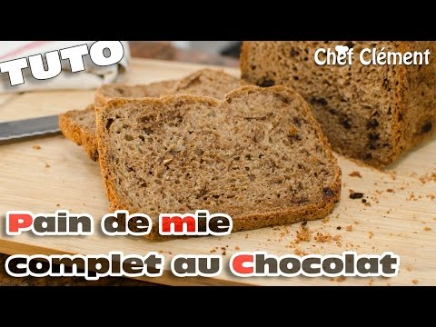 recette-map-|-machine-à-pain-:-pain-de-mie-complet-au-chocolat---chef-clément