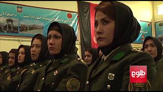 Female Officers Vow To Serve The Country