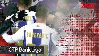 Újpest FC - Mezőkövesd Zsóry FC | 2-3 (1-1) | OTP Bank Liga | 21. forduló | 2017/2018 | MLSZTV