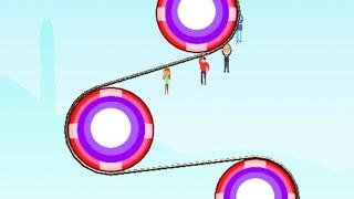 Zipline Rescue · Game · Gameplay
