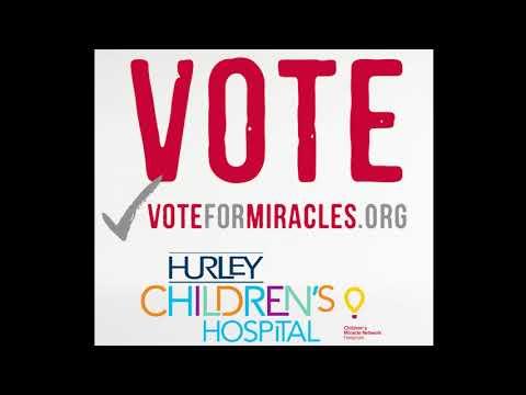Vote for Hurley Children's Hospital