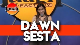 Dawn Sesta | Self Improvement | Laugh Factory Standup Comedy